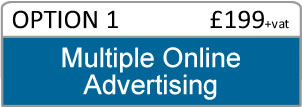 OPTION 1 (Multiple Online Advertising) - Multi-Job Board Advertising and CV Sourcing Packages by AWD online